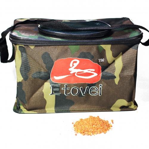 Сумка для замеса прикормки Etovei (мягкая)