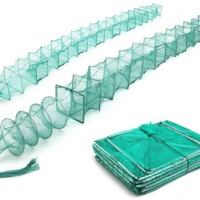Раколовка длинная 2.75; пластиковые рамы