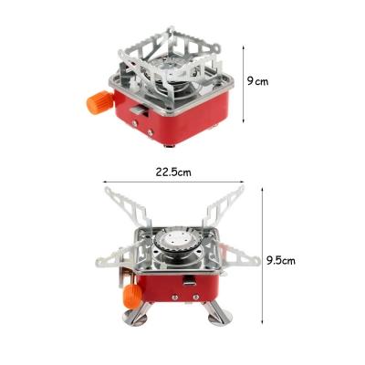 Плита газовая (трансформер / малая)