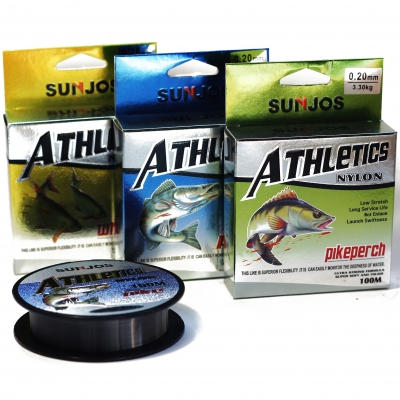 Леска SunJos Athletics 100м