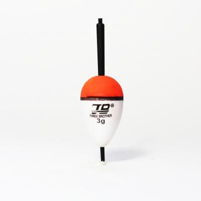 Поплавок TB капля из пенопласта (3г)