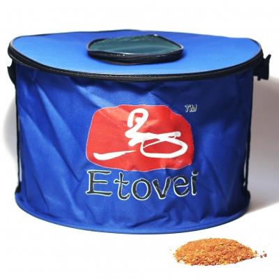 Сумка для замеса прикормки Etovei (мягка