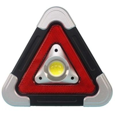 Фонарь-прожектор с аварийной подсветкой Hurry-bolt HB-6608