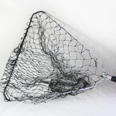Подсачник складной треугольный 60см
