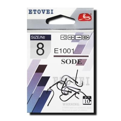 Крючки Etovei SODE