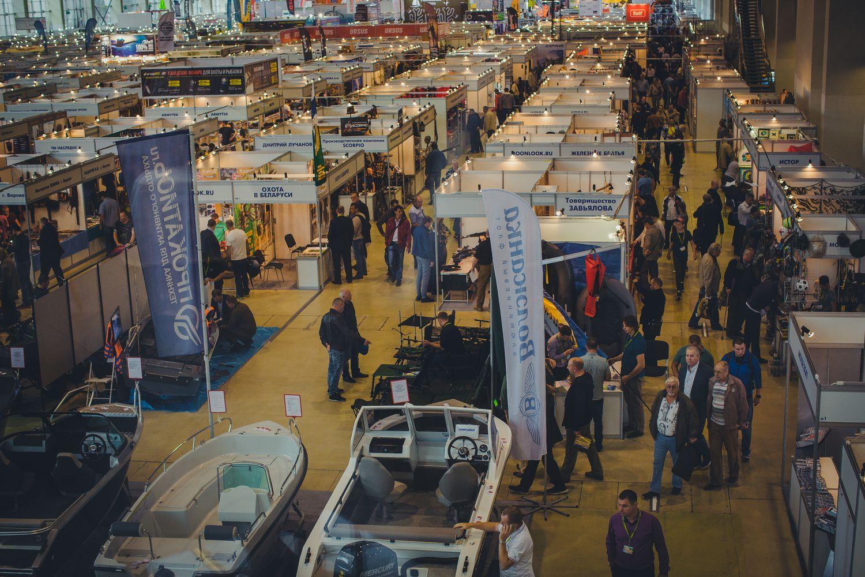 С 5 по 8 сентября 2019 46-я международная выставка «Охота и рыболовство на Руси» в Москве
